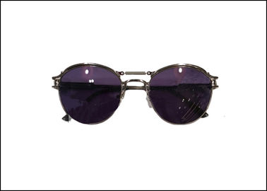 Mode UV Perspective Sunglasses, kacamata kecurangan poker Dengan Magic Purple Resin Lens